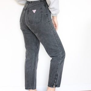 Vintage Guess Mom Jeans